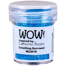 WOW Embossing Pulver - Catherine Pooler / Something Borrowed
